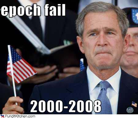 political-pictures-george-bush-epoch-fail